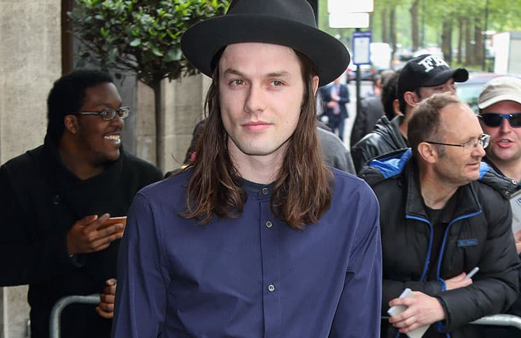 James Bay will mit Ed Sheeran ins Studio - Musik News
