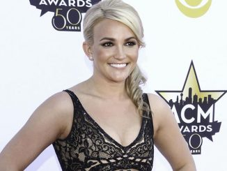 Jamie Lynn Spears - 50th Annual Academy of Country Music Awards