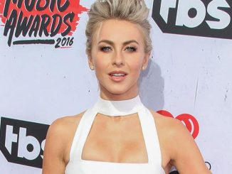 Julianne Hough - 2016 iHeartRadio Music Awards