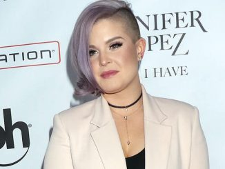 "Kelly Osbourne - ""Jennifer Lopez: All I Have"" Headlining Residency Pre-Show at Planet Hollywood Las Vegas"