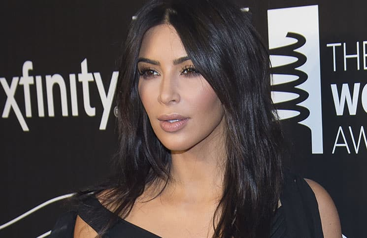 Kim Kardashian - 20th Annual Webby Awards