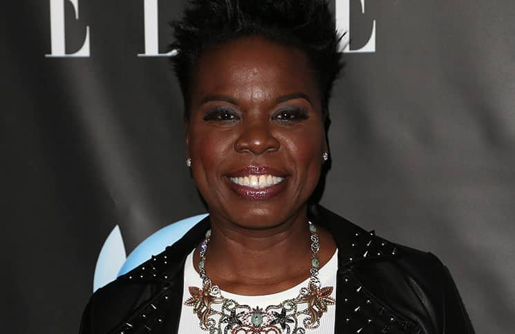 Leslie Jones - Elle Women In Comedy Event