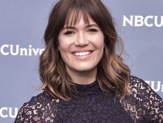 Mandy Moore - NBCUniversal 2016 Upfront Presentation