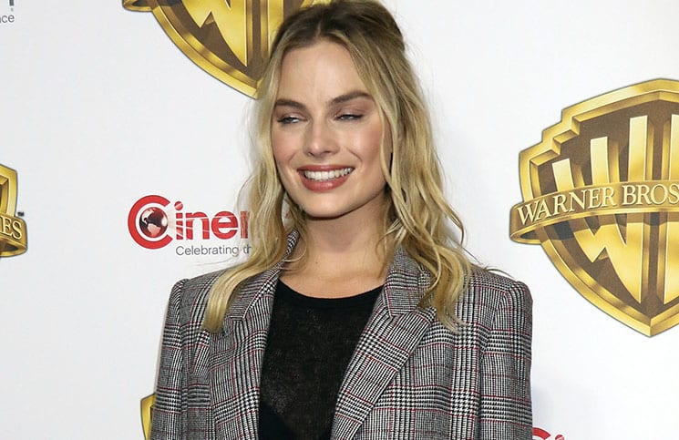 Margot Robbie - CinemaCon 2016