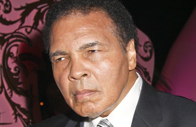 """Muhammad Ali - 12th Annual Keep Memory Alive """"Power of Love Gala"""" - Arrivals"""