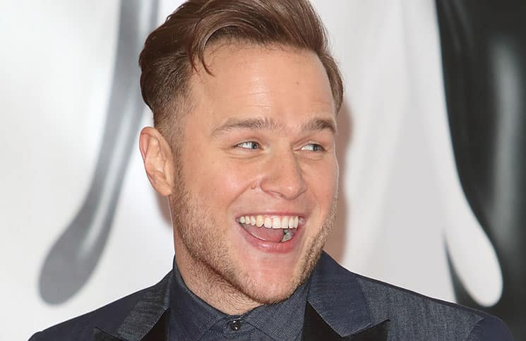 Olly Murs - BRIT Awards 2016