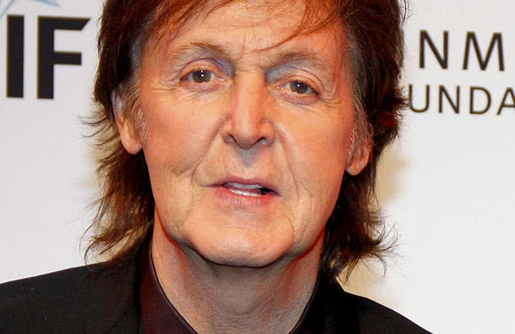 Sir Paul McCartney - 23rd. Annual Simply Shakespeare