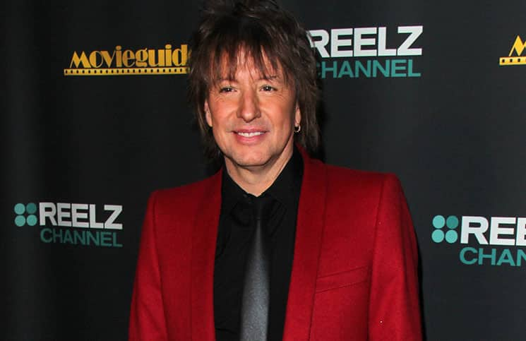 "Rock'n'Roll Hall of Fame 2018: Richie Sambora feiert mit ""Bon Jovi"" - Musik News"