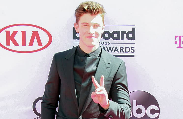 Shawn Mendes - 2016 Billboard Music Awards