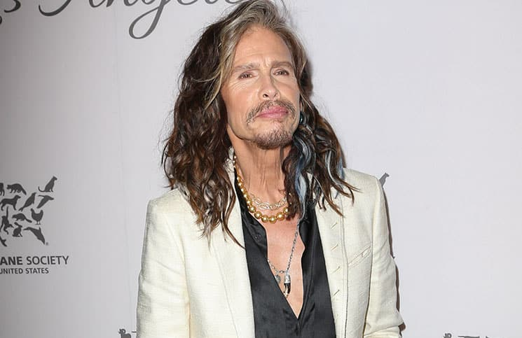 "Steven Tyler - 2016 United States Humane Society ""To the Rescue!"" Benefit in Los Angeles"