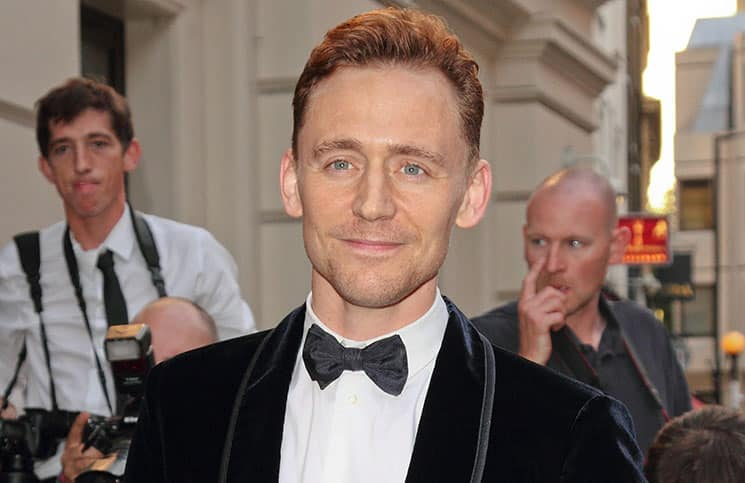 Tom Hiddleston - GQ Men of the Year Awards 2013