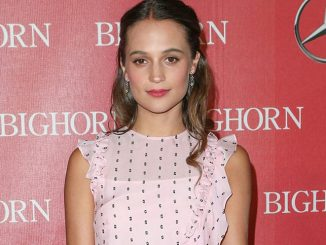 Alicia Vikander - 27th Annual Palm Springs International Film Festival Awards Gala