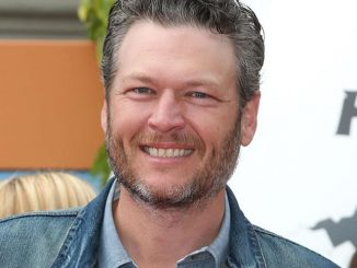 "Blake Shelton - ""The Angry Birds Movie"" Los Angeles Premiere"