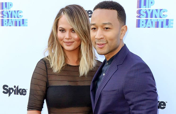 Chrissy Teigen, John Legend - FYC Event