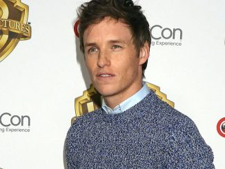 Eddie Redmayne - CinemaCon 2016