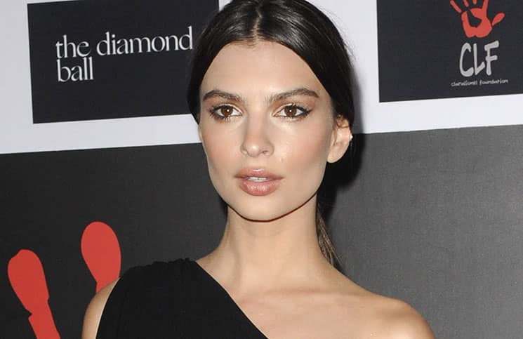 Emily Ratajkowski - 2nd Annual Diamond Ball