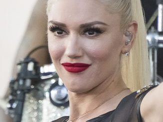 "Gwen Stefani in Concert on NBC's ""The Today Show"" at Rockefeller Plaza in New York City - July 17, 2016"