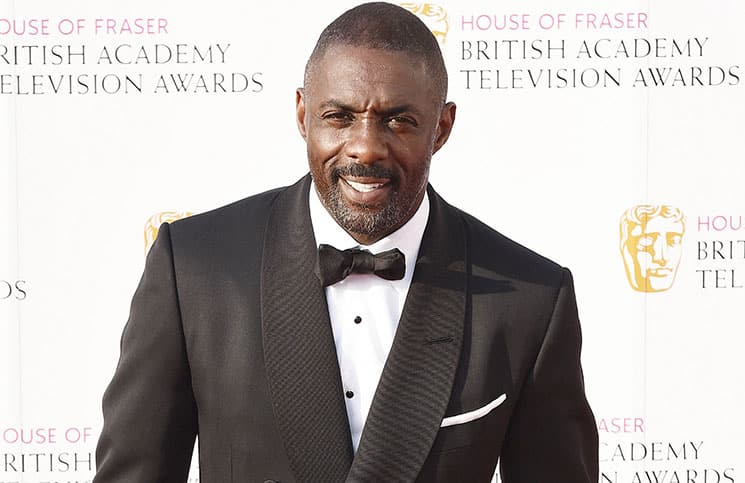 Idris Elba - House of Fraser British Academy Television Awards 2016