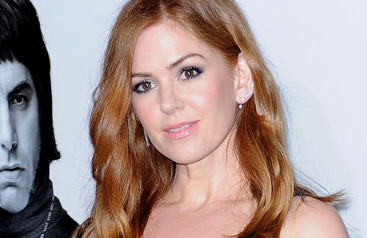 """Isla Fisher - """"The Brothers Grimsby"""" Los Angeles Premiere"""