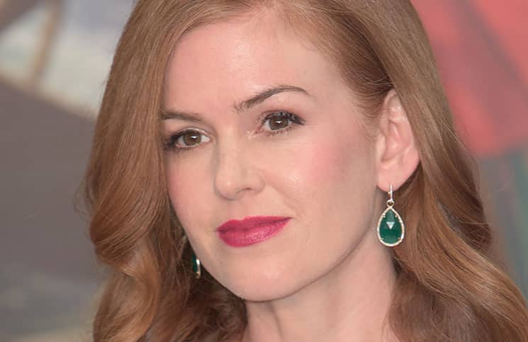"""Isla Fisher - """"Alice Through the Looking Glass"""" UK Premiere"""