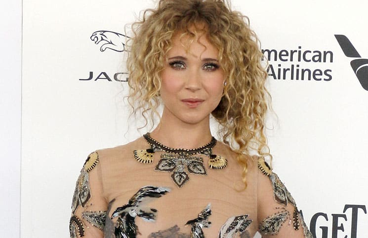 Juno Temple - 2016 Film Independent Spirit Awards