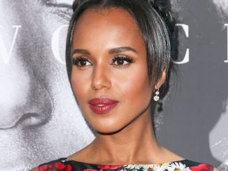 "Kerry Washington - ""Confirmation"" TV Movie Los Angeles Premiere"