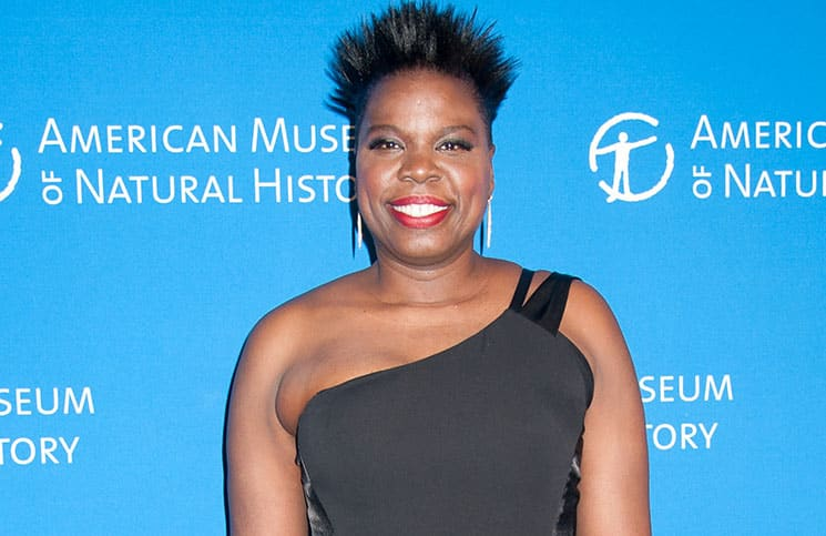 Leslie Jones - 2015 American Museum of Natural History Museum Gala