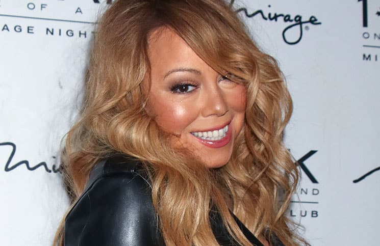 Mariah Carey DJs for the 1st Time at 1Oak Nightclub in Las Vegas on June 25, 2016