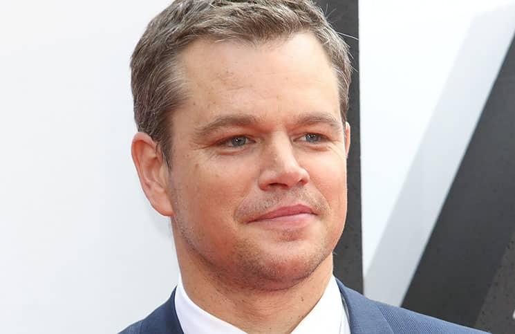 "Matt Damon - ""Jason Bourne"" European Premiere"