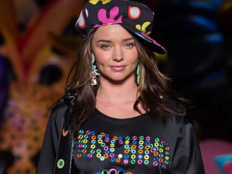 Model Miranda Kerr - Made LA: Moschino Fashion Show Spring/Summer 17 Menswear and Women's Resort Collection