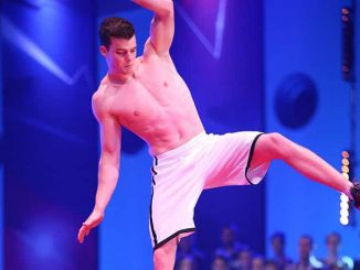 "Oliver Edelmann ist ""Ninja Warrior Germany"" - TV News"