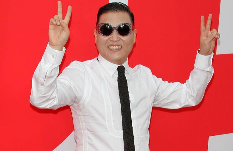 """Psy - """"Red 2"""" Los Angeles Premiere"""