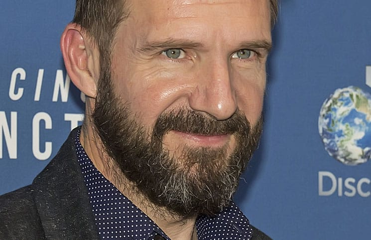 "Ralph Fiennes - ""Racing Extinction"" New York City Premiere"