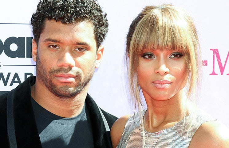 Russell Wilson, Ciara - 2016 Billboard Music Awards