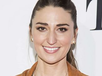 Sara Bareilles - 70th Annual Tony Awards