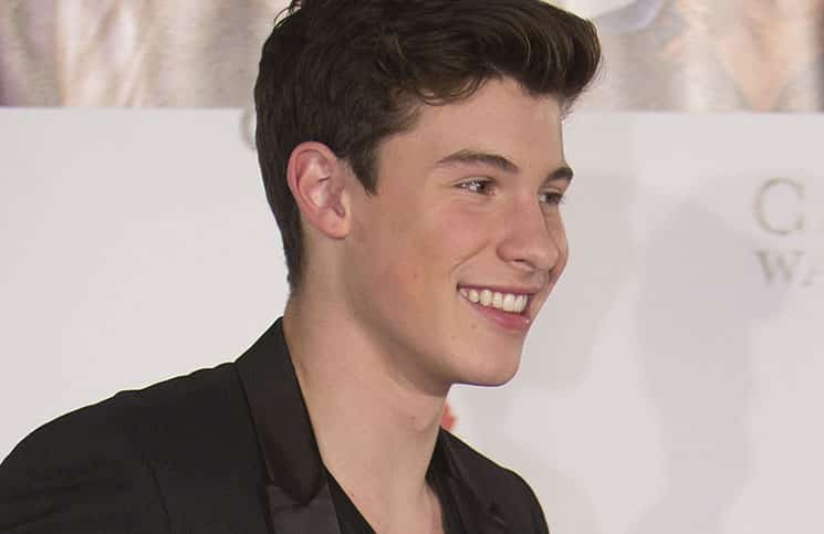 Shawn Mendes - 2015 Canada's Walk Of Fame Awards