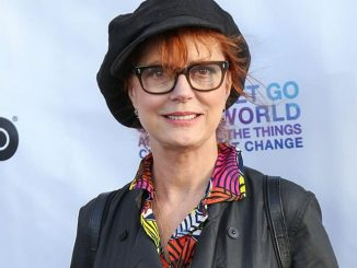 "Susan Sarandon - HBO's ""How to Let Go of the World and Love All the Things Climate Can't Change"" Los Angeles Premiere"