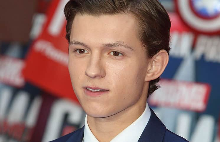 "Tom Holland - ""Captain America: Civil War"" UK Premiere"