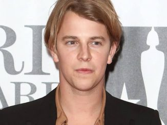 Tom Odell - BRIT Awards 2016