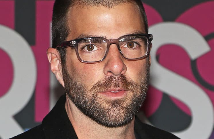 "Zachary Quinto - ""Girls"" Season 4 TV Series New York City Premiere"