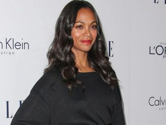 Zoe Saldana - 22nd Annual Elle Women in Hollywood Awards
