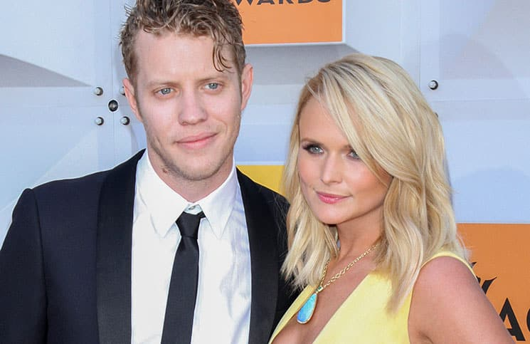 Anderson East and Miranda Lambert - 51st Academy of Country Music Awards