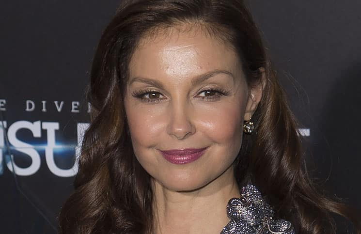 "Ashley Judd - ""The Divergent Series: Insurgent"" New York City Premiere"