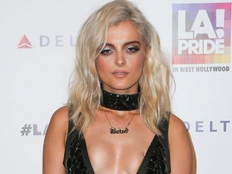 Bebe Rexha - LA Pride 2016 Music Festival and Parade