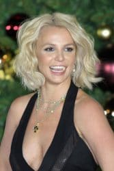 Britney Spears - The Linq 2015 Christmas Tree Lighting Ceremony