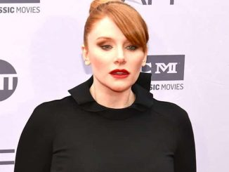 Bryce Dallas Howard - American Film Institute's 44th Life Achievement Award Gala