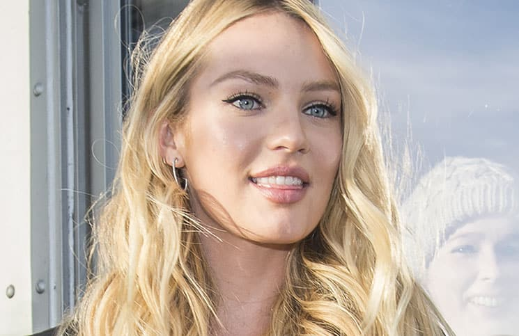 Candice Swanepoel - Empire State Building