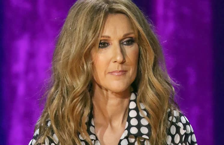 Celine Dion Headline Residency Show Return Press Conference at Caesars Palace in Las Vegas