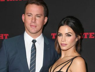 "Channing Tatum, Jenna Dewan Tatum - ""The Hateful Eight"" Los Angeles Premiere"