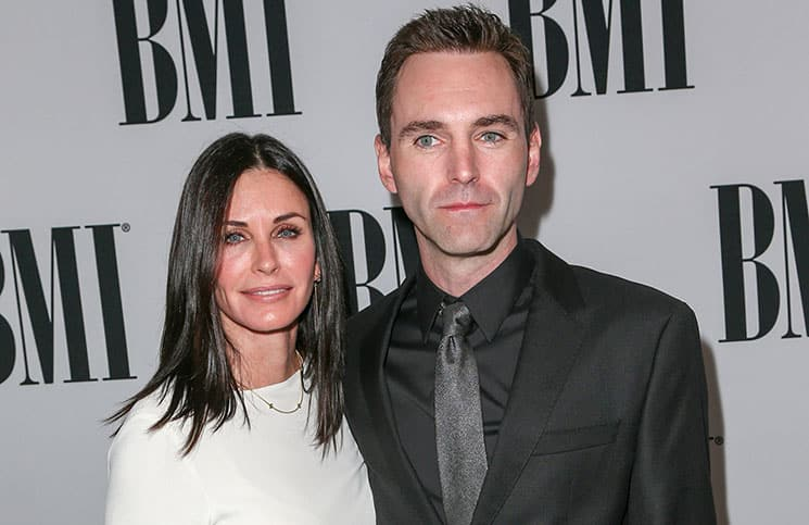 Courteney Cox, Johnny McDaid - 64th Annual BMI Pop Awards